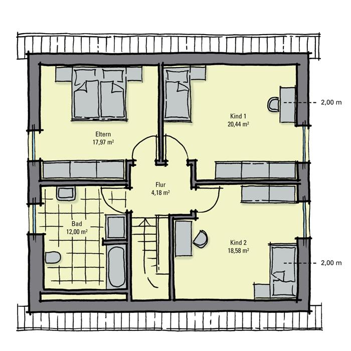 Einfamilienhaus Guenstig Bauen