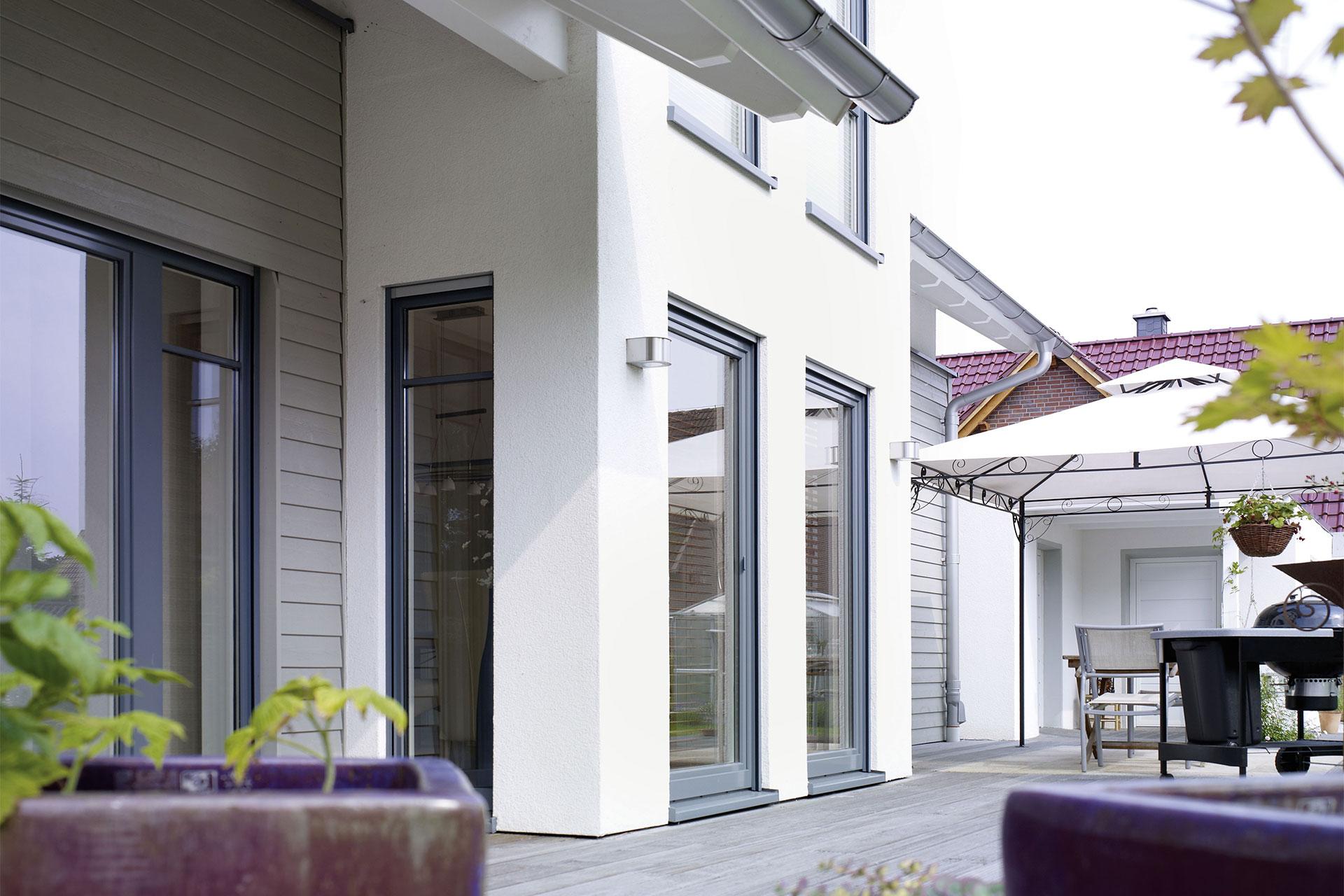 Einfamilienhaus - Bergheim - Ein Fertighaus von GUSSEK HAUS