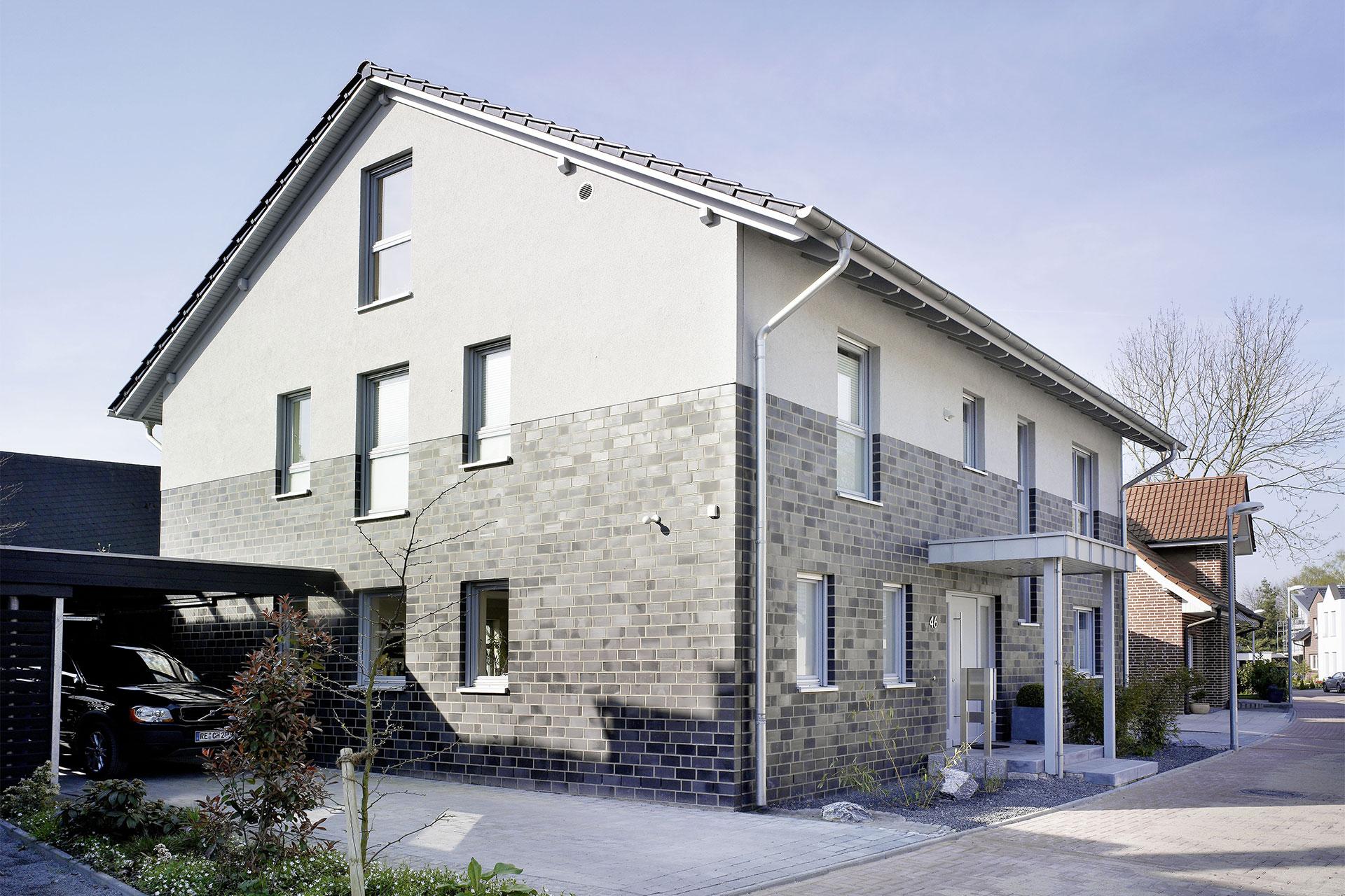 einfamilienhaus bredeney ein fertighaus von gussek haus. Black Bedroom Furniture Sets. Home Design Ideas