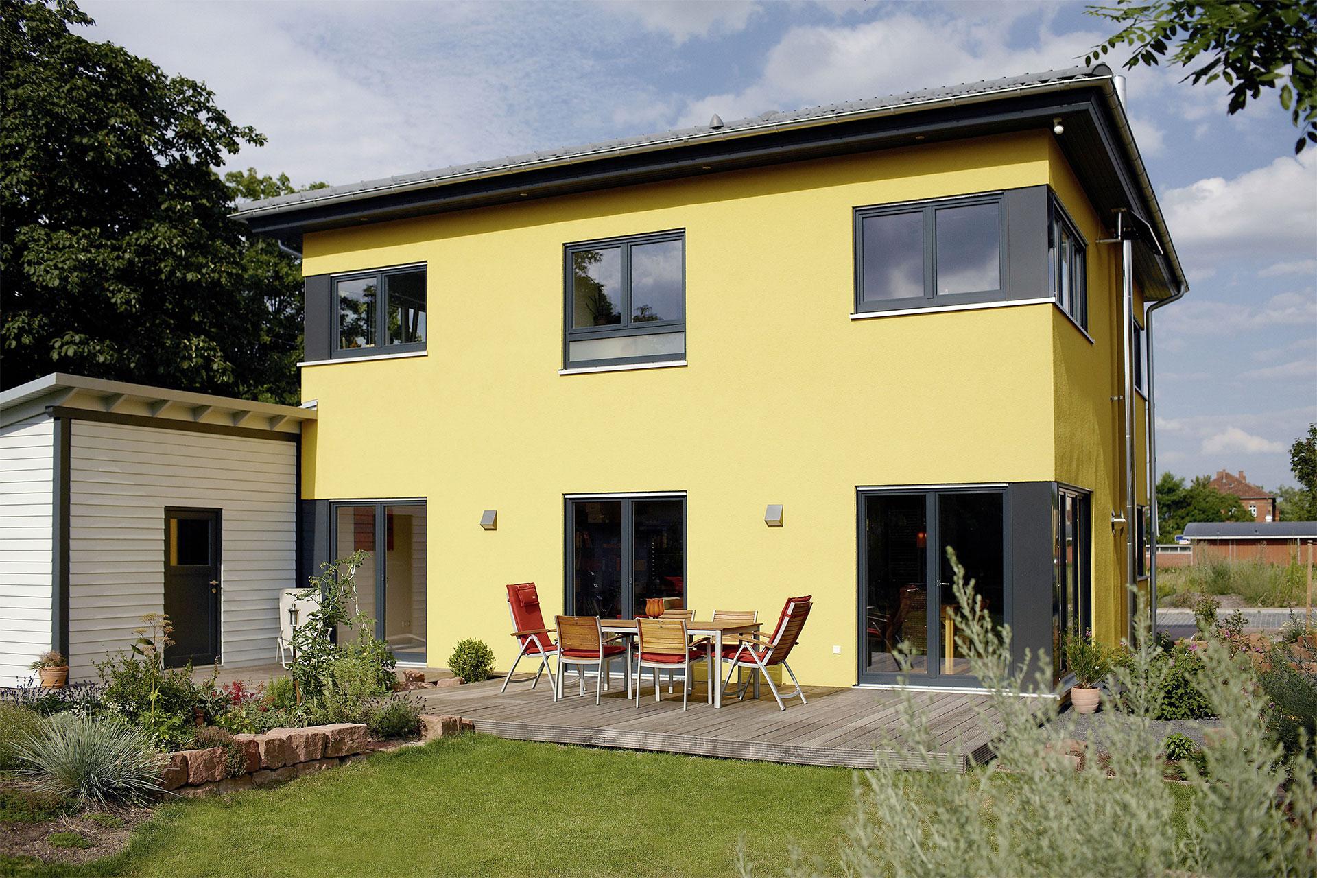 einfamilienhaus ilvesheim ein fertighaus von gussek haus. Black Bedroom Furniture Sets. Home Design Ideas