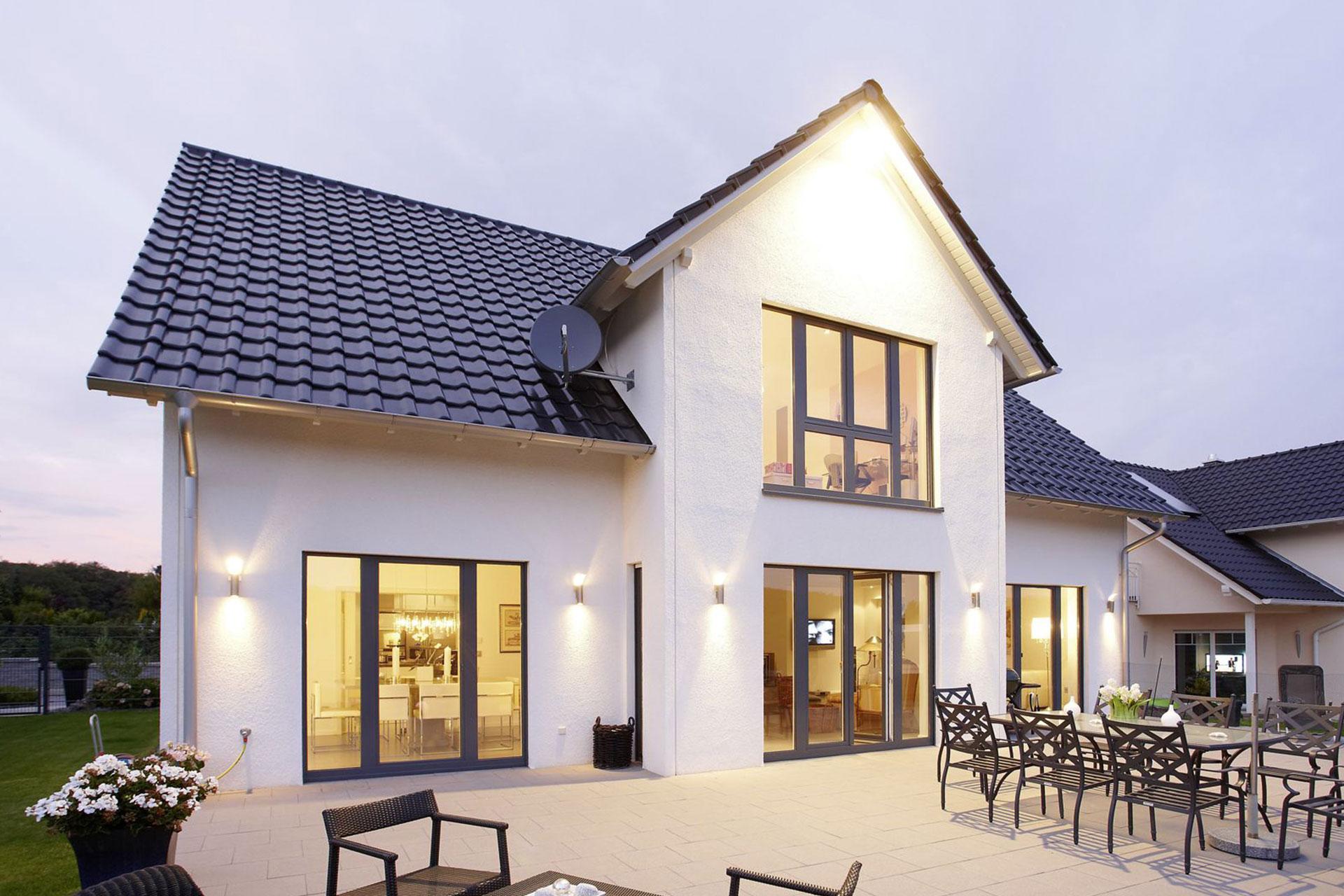 Individuelles Einfamilienhaus mit 4 Kinderzimmern - Modell ...