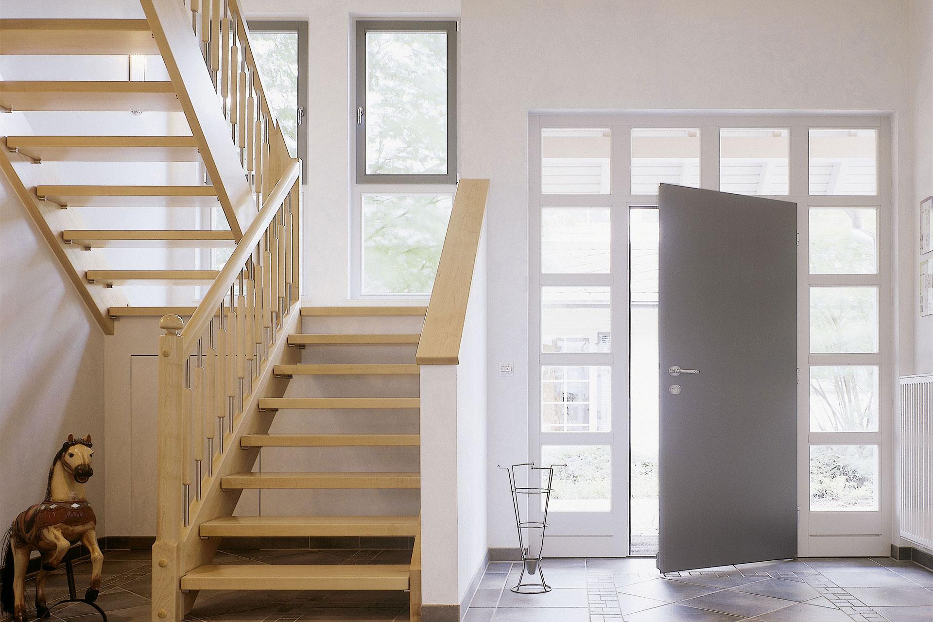 einfamilienhaus m hlhof ein fertighaus von gussek haus. Black Bedroom Furniture Sets. Home Design Ideas