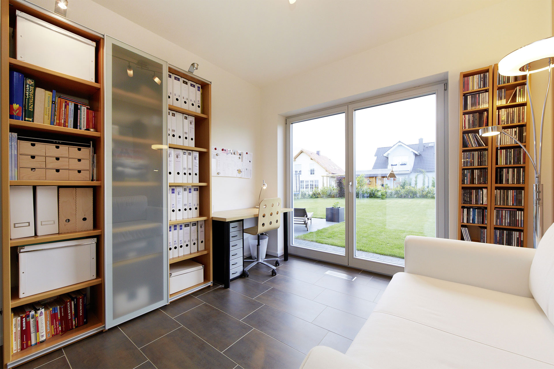 Energieeffizientes Einfamilienhaus individuell geplant - Modell ...