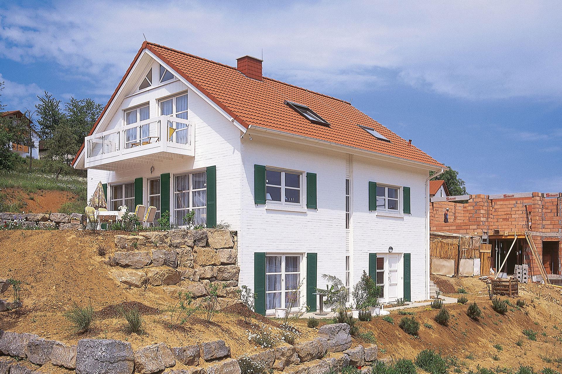 Luxushaus herrenhausen ein fertighaus von gussek haus for Grundrissbeispiele einfamilienhaus