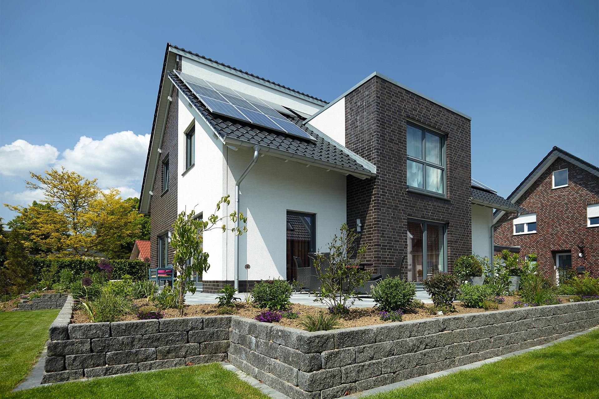 traumhaus ma geschneidert energieeffizient mooswald ein fertighaus von gussek haus. Black Bedroom Furniture Sets. Home Design Ideas