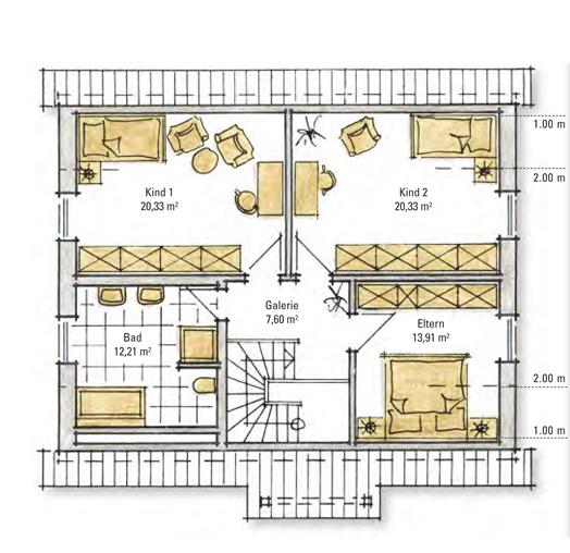 Kinderzimmer 13 qm alles ber wohndesign und m belideen for Kinderzimmer 15 qm