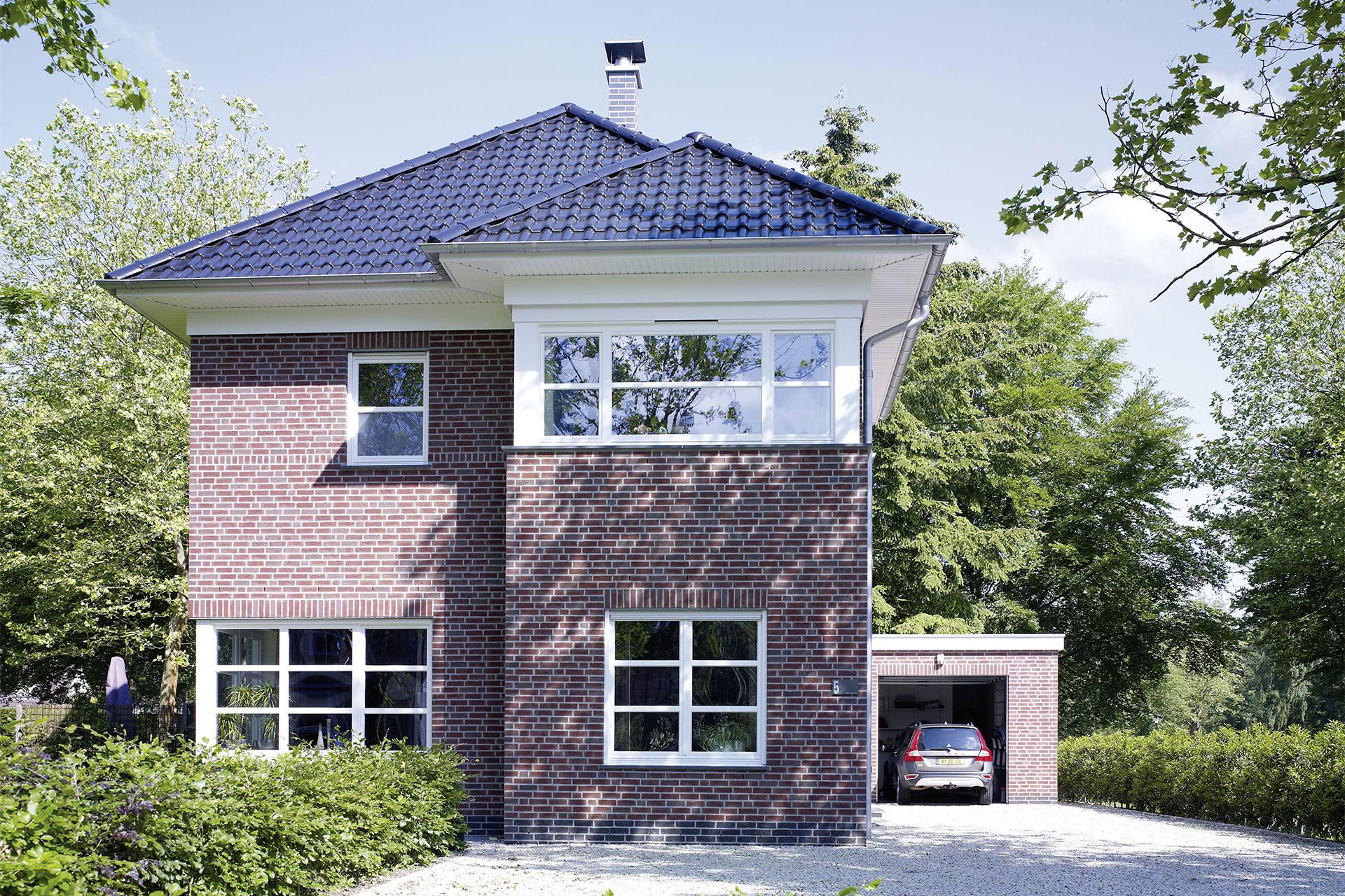 luxushaus fertighaus stadthaus eigenheim hollum von gussek haus. Black Bedroom Furniture Sets. Home Design Ideas