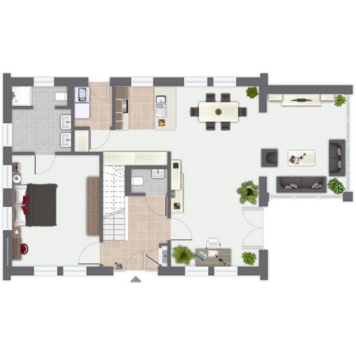 Luxushaus wyck ein fertighaus von gussek haus for Grundriss luxushaus
