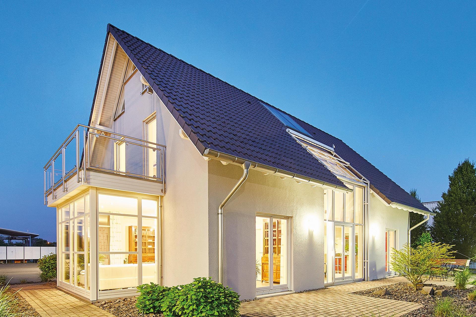 Musterhaus - Evita (Mühlheim-Kärlich) - Ein Fertighaus von GUSSEK HAUS