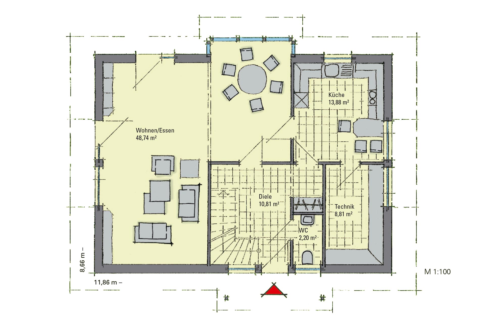 gussek haus sabrina bad vilbel. Black Bedroom Furniture Sets. Home Design Ideas