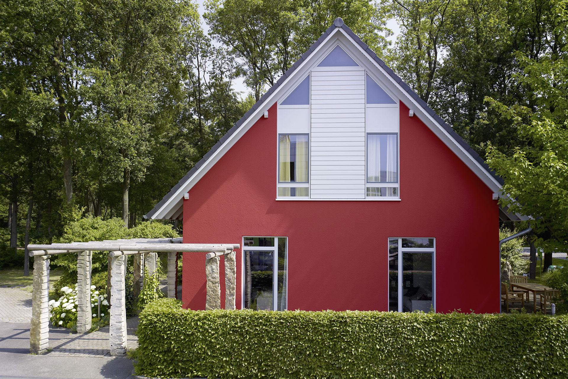 musterhaus svenja nordhorn ein fertighaus von gussek haus. Black Bedroom Furniture Sets. Home Design Ideas