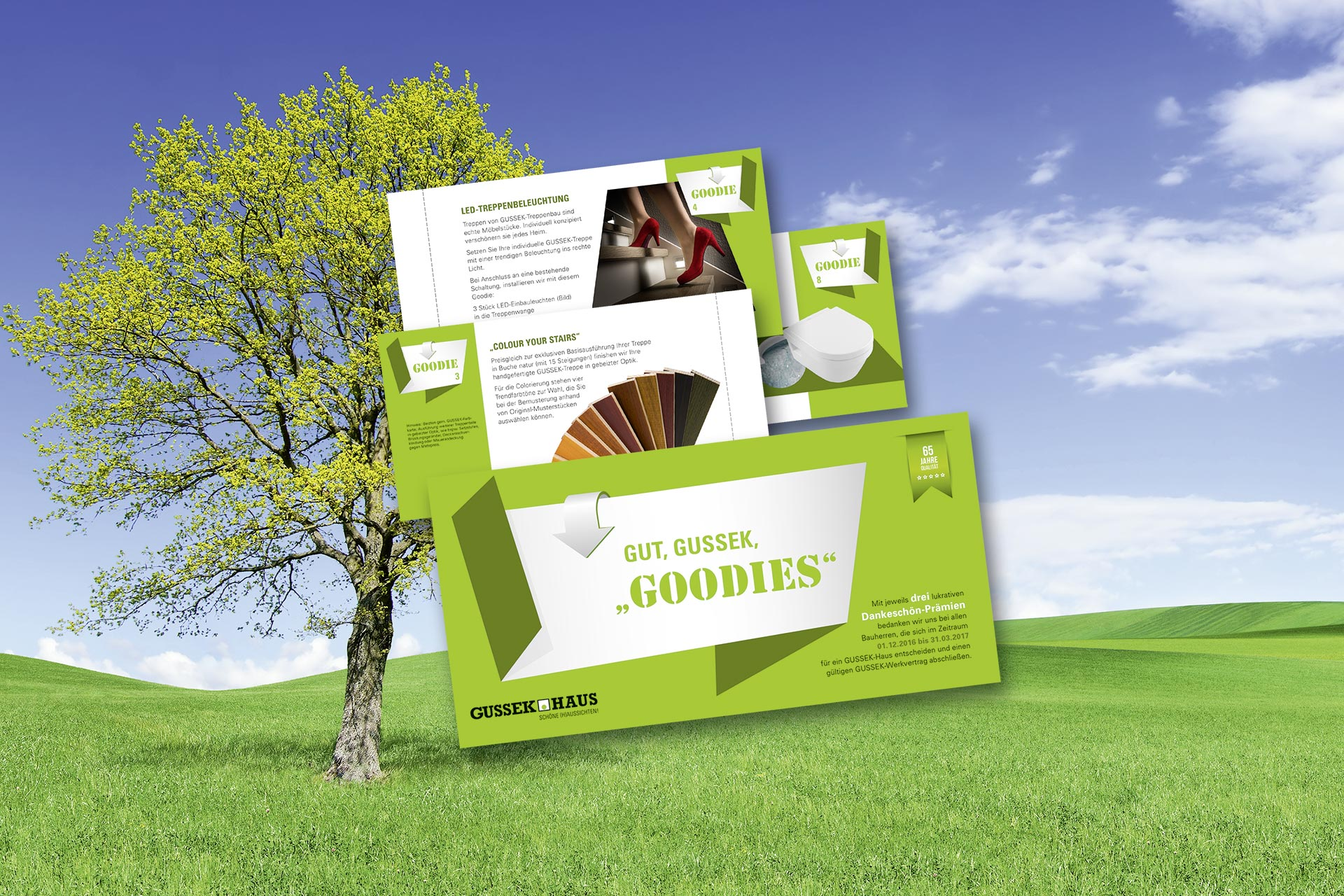 GUSSEK HAUS - Goodies